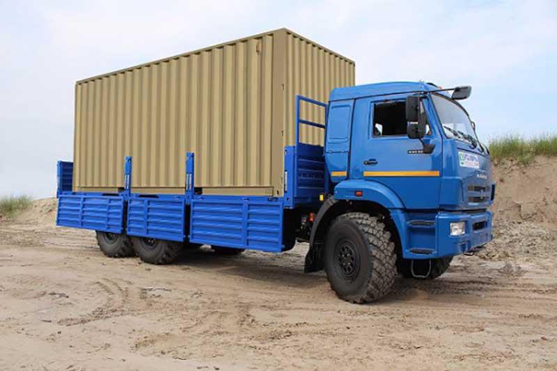 Камаз контейнеровоз 15 тонн