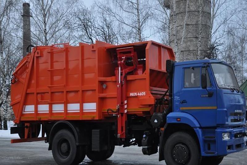 Камаз мусоровоз 15 тонн