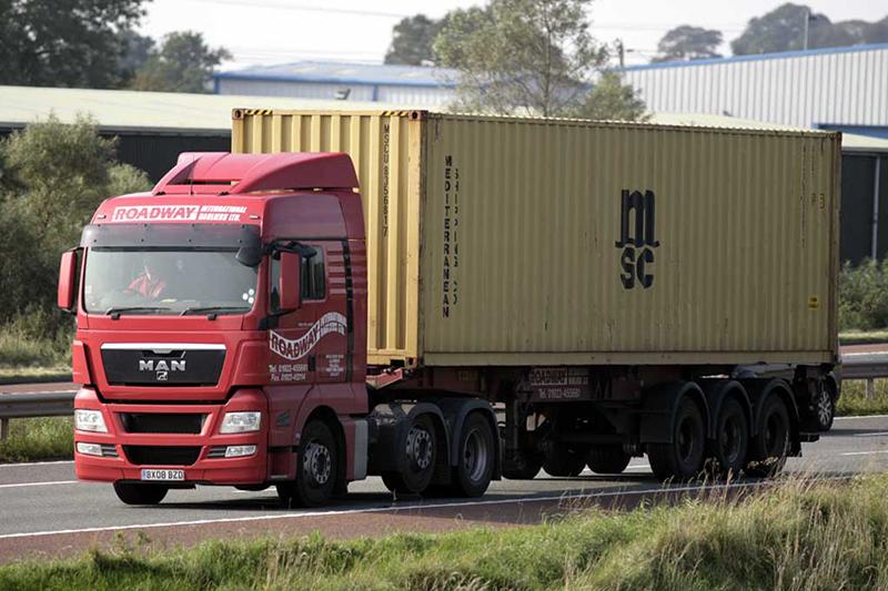 Ман контейнеровоз 20 тонн