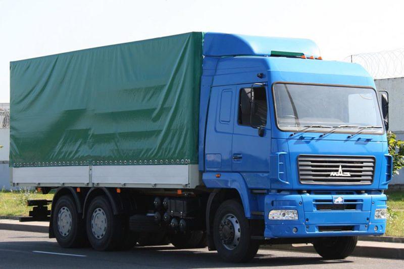 Маз тент 25 тонн
